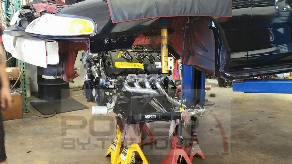 billy griffin 39 s coyote swapped sn 95 mustang racer power by the hour. Black Bedroom Furniture Sets. Home Design Ideas