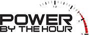 Power By The Hour Logo