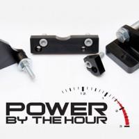 PBH PERFORMANCE COYOTE ENGINE SWAP BRACKET KIT