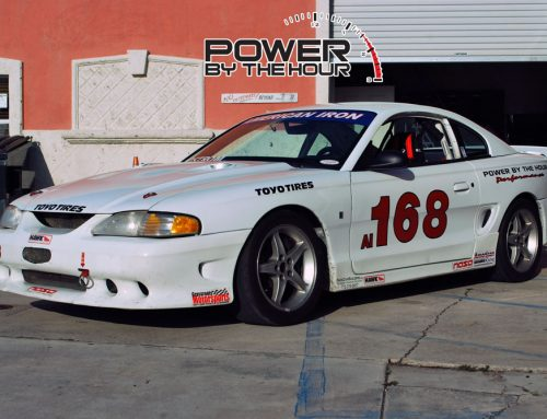 VIDEO: PBH Power around Sebring International Raceway