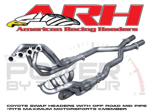 ARH Coyote Swap Headers