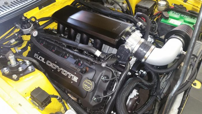 99 Mustang GT Coyote Swap