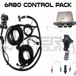 6R80 Powertrain Control Packs