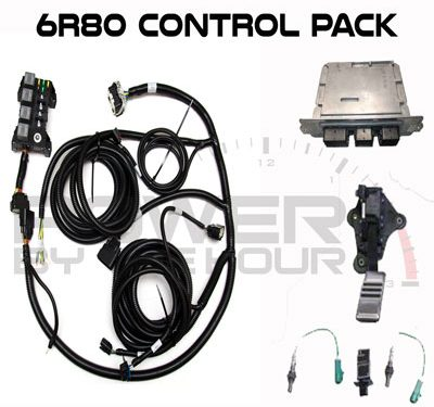 PBH 6R80 Control Pack for 2011+ Coyote and GT500 Engines