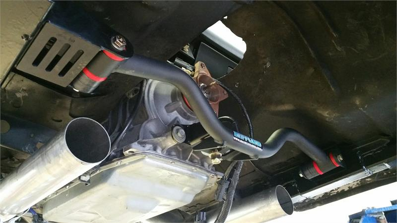 6r80 Swap Transmission Crossmember Power By The Hour