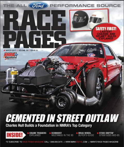 Mustang Roll Cage Installation Article - Race Pages
