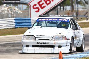 PBH -Performance Coyote Swap Shop Car at Sebring