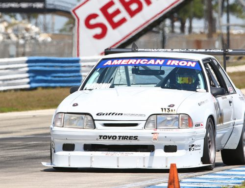 PBH Coyote-swapped Shop Car Goes to Sebring