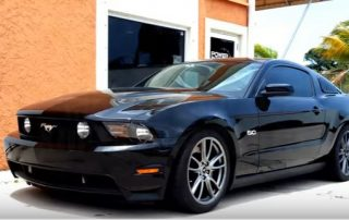PBH-built 674whp Roush Supercharged GT
