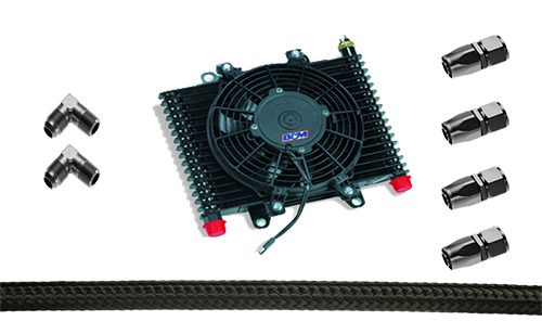 PBH Transmission Cooler Kit 6R80 Swap