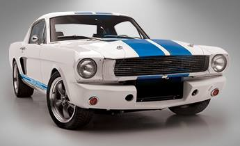 DreamGiveaway 1965 GT350CR with Coyote Power