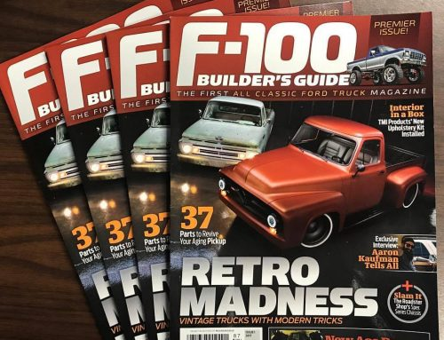 Featured in F100 Builders Guide for 6R80 Swap
