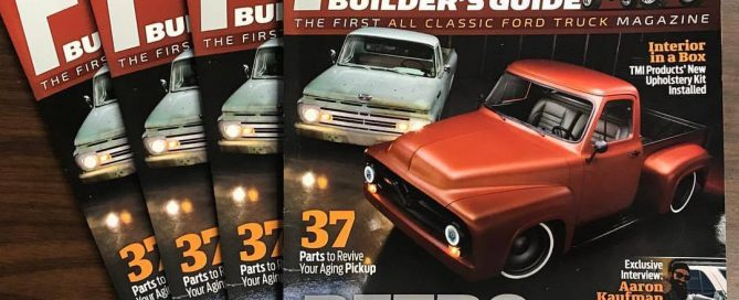 F100 Builders Guide Feature