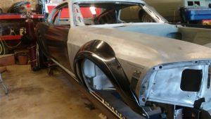 Spectro Racing Cerberus Mustang Coyote Swap