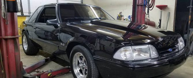 Todd Thompson's Foxbody Coyote Swap