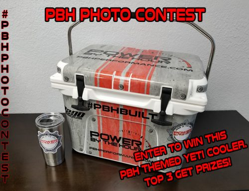 PBH Photo Contest 2018
