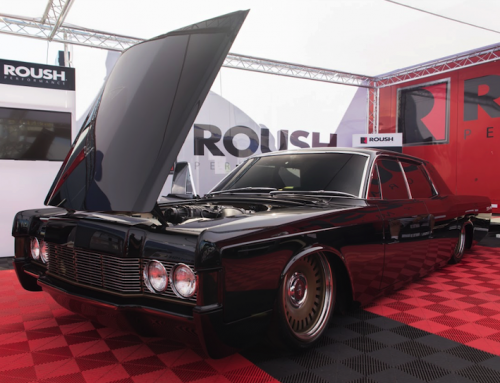"""Heavy Hitter"" A 1968 Lincoln built by Mobsteel"