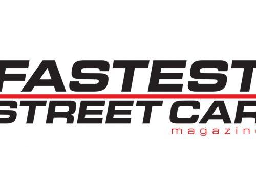 New add in Fastest Street Car Magazine for PBH!