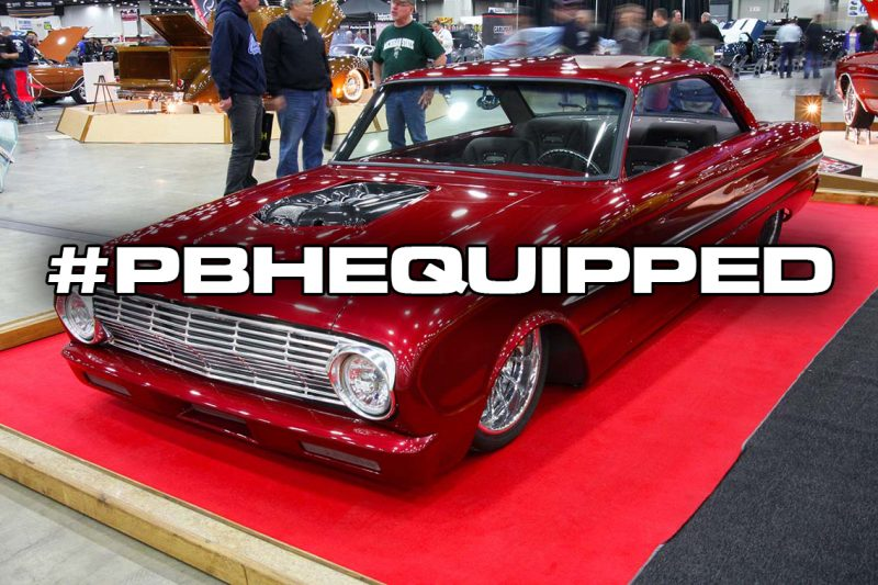 Roger Gaynor's 63 Falcon - Coyote Swap with PBH 6R80 Transmission Harness