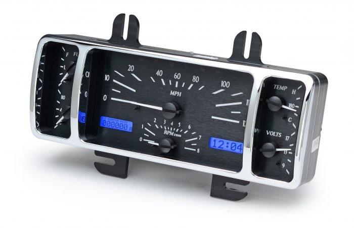 Dakota Digital VHX Series F100 and Bronco Coyote Swap Dakota Digital Gauges
