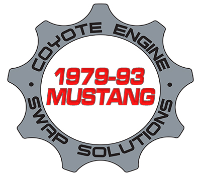 Coyote Engine Swap 79-93 Mustang