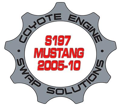 Coyote Engine Swap 05-10 Mustang