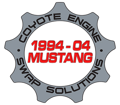 Coyote Engine Swap 94-04 Mustang