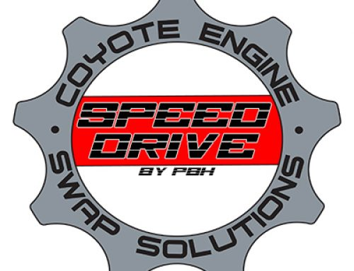 All new Speed Drive by PBH
