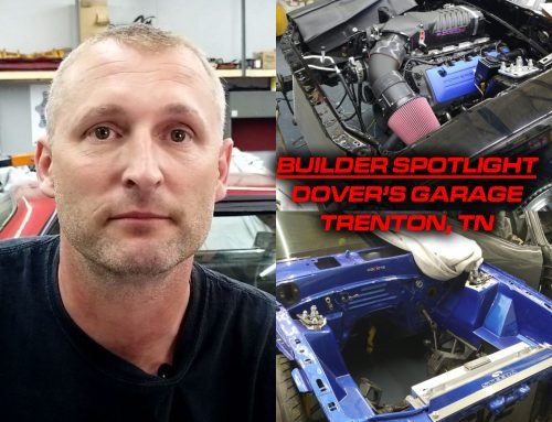 We visit with Jeremy Dover from Dover's Garage